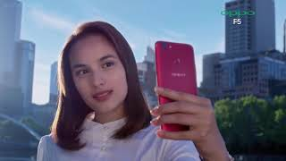 Iklan OPPO F5 - Capture The Real You, Chelsea Islan 15sec (2017)