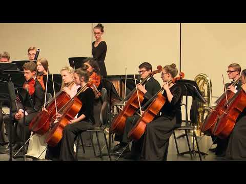 Maple Mountain High School Concerto & Aria Night | May 8, 2018