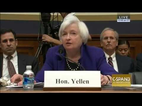 Janet Yellen pressed on Lael Brainard angling for position in potential Clinton administration