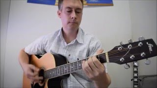 Michael Learns To Rock cover - Take Me To Your Heart (rhythm and vocals)