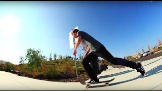 怎么在滑板上滑行最简单的方法
