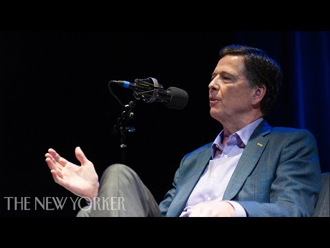 James Comey on His Infamous Dinner with Trump and the Steele Dossier | The New Yorker