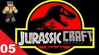 JurassicCraft S01 E05 | Nouveaux mods