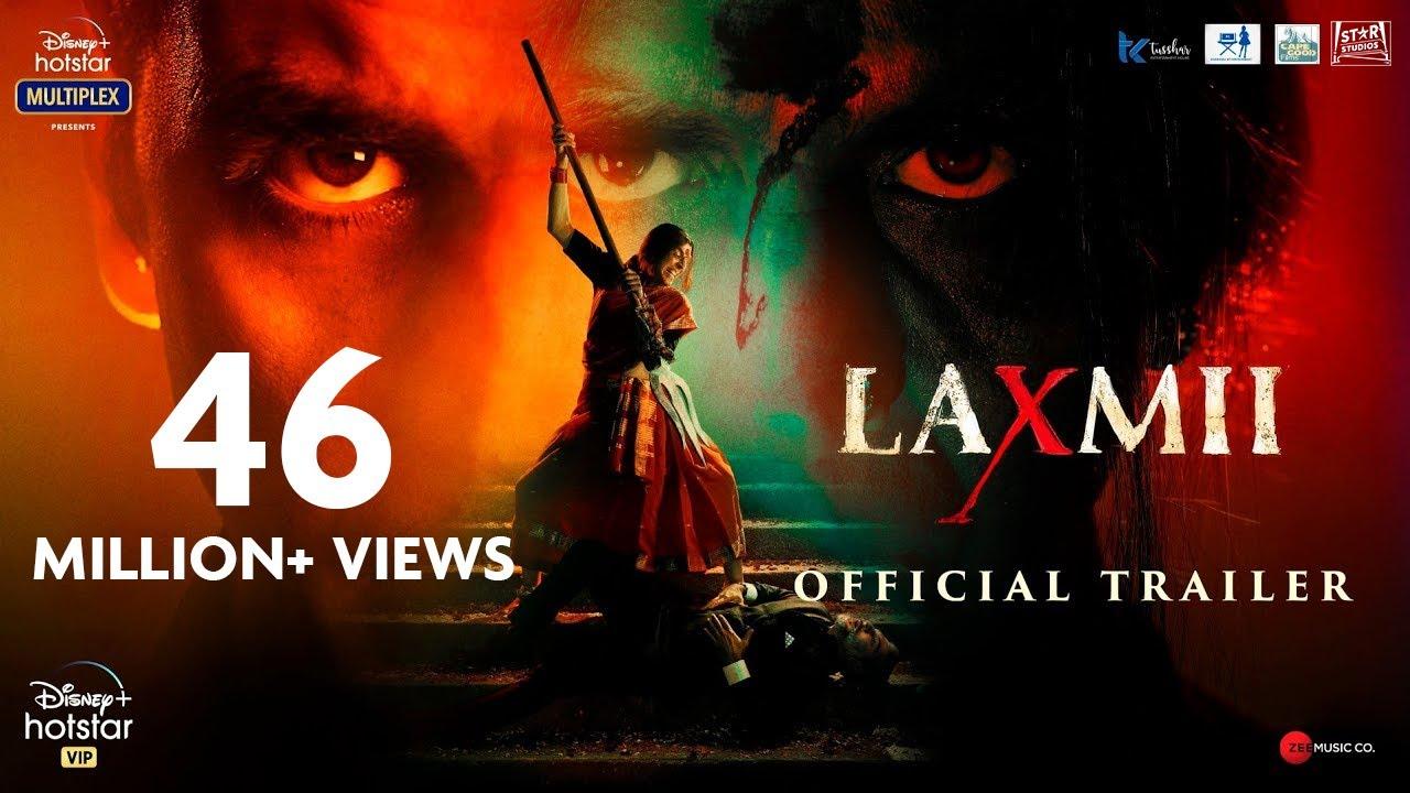 Laxmii movie download leaked by tamilrockers
