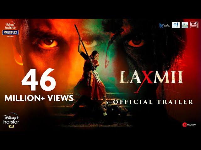 Laxmii | Official Trailer | Akshay Kumar | Kiara Advani | Raghav Lawrence | 9th November