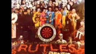 diamonds do the rutles.