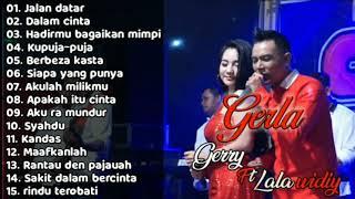 Gerla (Gerry mahesa ft lala widi) terbaru 2021 Duet romantis gerdi