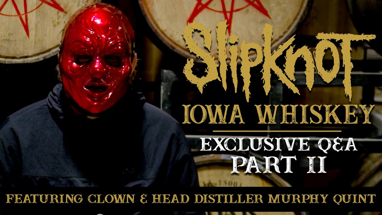 What Makes Slipknot Whiskey Different? [Slipknot Whiskey Q&A - Part 2]