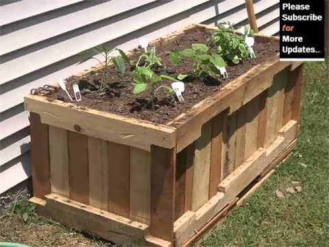 pic of furniture made by using pallet ideas pallets furniture - Garden Ideas Using Pallets