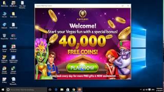 Apps Caesars Slots windows 10