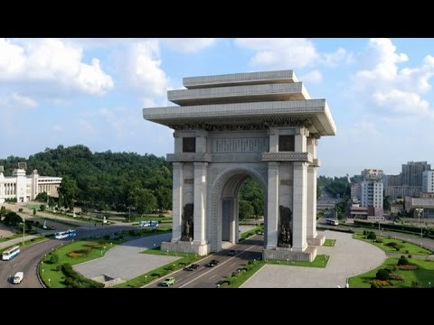 [DPRK History] Arch of Triumph