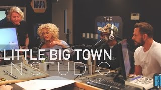Pharrell Williams, Little Big Town + Bobby Bones Get Deep Talking About Music