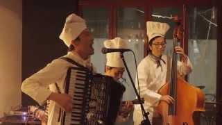 ナポリタンカフェトリオ(naporitan cafe trio) 「マンボ・イタリアー...