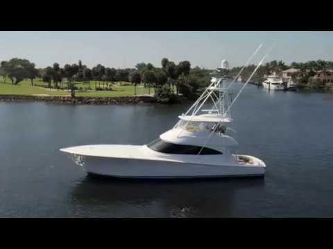 2019 Viking Yachts 72' Convertible - For Sale With HMY Yachts