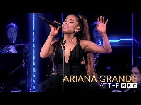 Ariana Grande – Breathin (Ariana Grande at the BBC)
