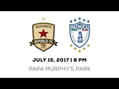 Sacramento Republic FC v CF Pachuca