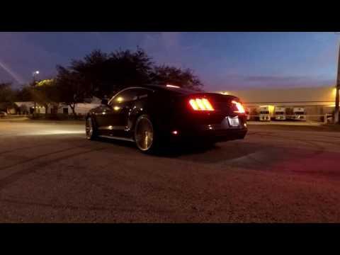 Best Sounding Mustang Ecoboost! MBRP Race Exhaust and HKS BOV - Mustang Ecoboost Exhaust Sounds