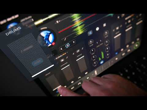 Introducing djay Pro AI - Isolate beats, instruments, and vocals in real-time!