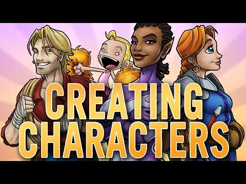 Draw with Jazza: CREATING CHARACTERS