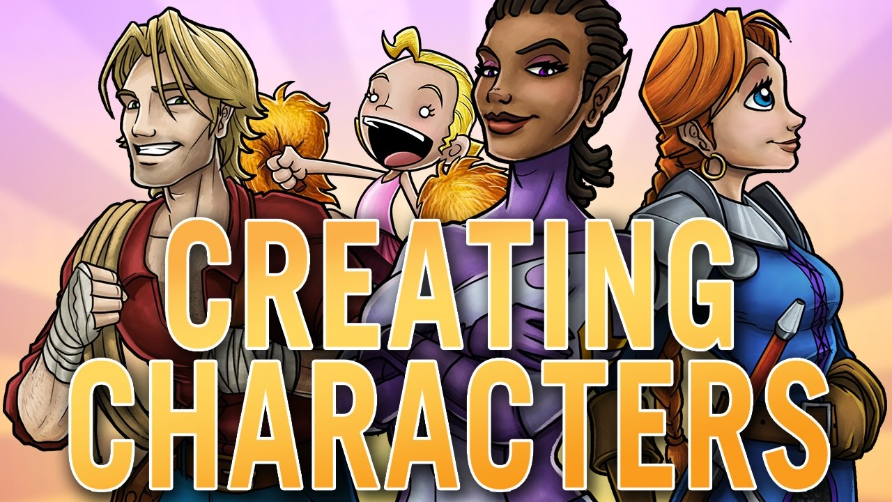 Character Design Book Jazza : Draw with jazza creating characters youtube