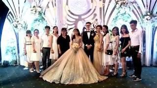 Toàn cảnh đám cưới con gái đại gia MINH NHỰA