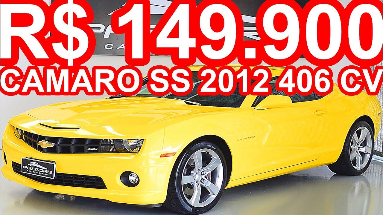 pastore r camaro ss 2012 amarelo rally at6 rwd 6 2 v8 406 cv 57 mkgf 0 100 kmh 4 8 s. Black Bedroom Furniture Sets. Home Design Ideas