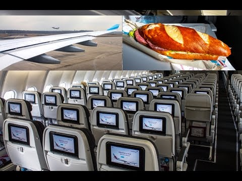 [TRIPREPORT] • CGN-HAM • Airbus A330-200 • Eurowings Economy Class