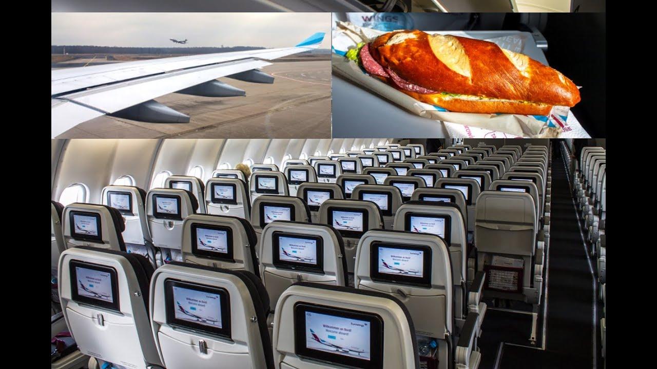 [TRIPREPORT] • CGNHAM • Airbus A330200 • Eurowings