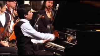 Ian Levitan Virtuoso Concert Prokofiev Piano Concerto (SYNCHED) No. 3 first movement