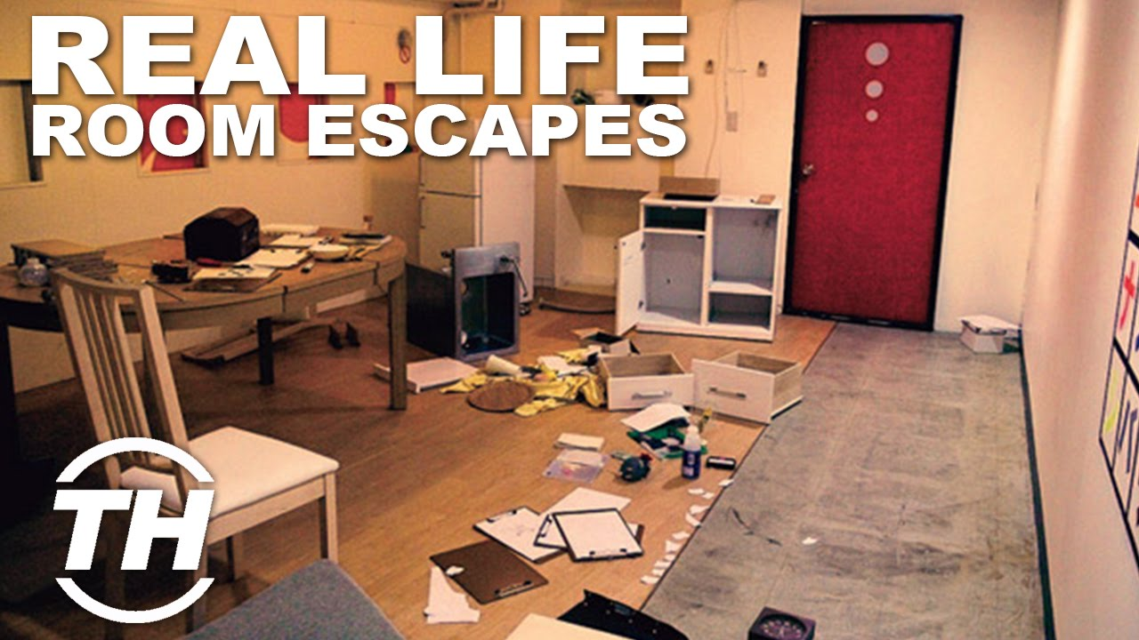 Toronto's BEST Real Escape Game | Real Life Room Escapes ...