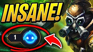 INCREDIBLE 1HP COMEBACK w/ CARRY SINGED!   Teamfight Tactics Set 2   TFT   LoL Auto Chess