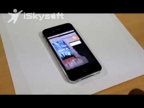 Kahuna Systems : iPhone App View 3D Transitions
