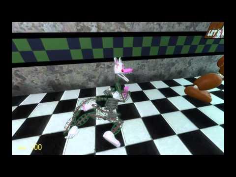 Garry's Mod Five Nights at Freddy's 2 Toys - Файлы