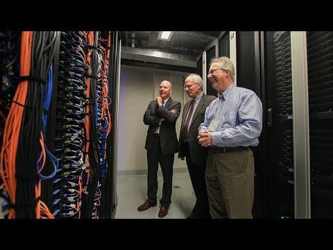 A High-Performance Computing Center to Support Today's Cutting-Edge Science