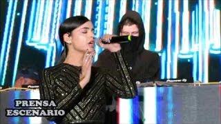 SOFIA CARSON - ALAN WALKER -  BACK TO BEAUTIFUL - WORLD DANCE MUSIC RADIO AWARDS - ESTADIO AZTECA