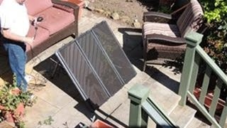 400 watt solar panel - 400 watt off grid solar panel system