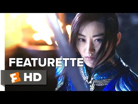 The Great Wall Featurette - A Look Inside (2017) - Matt Damon Movie