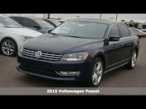 larry h miller volkswagen avondale 2015 volkswagen passat youtube. Black Bedroom Furniture Sets. Home Design Ideas