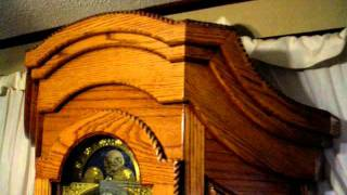 Homemade Tubular Chime Grandfather Clock