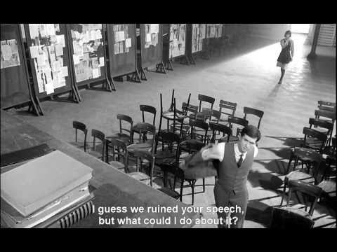 The Trial 1962 This could be a trap scene