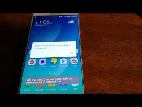 Samsung Galaxy Note 5 IMEI Repair 100% working       by s m  Abunaser