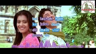 CHAND SIFARISH Hindi karaoke for Male singers with lyrics