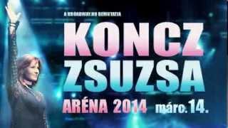 Koncz Zsuzsa nagykoncert - 2014. március 14 - Papp László Budapest Sportaréna Thumbnail