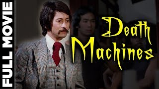 Death Machines (1976)   Ronald L. Marchini, Michael Chong,   Hollywood Classic Action Movie