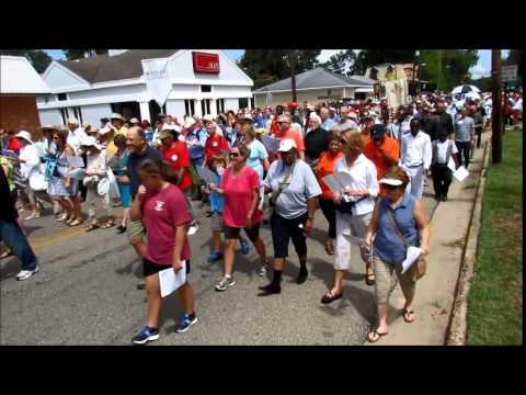 Jonathan Daniels Pilgrimage 8.15.15