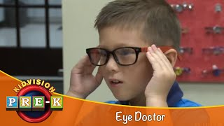 KidVision VPK Eye Doctor Field Trip