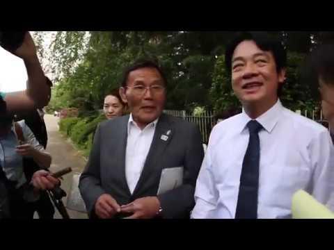 賴清德參訪東京奧運主場館工程進度聽取簡報2
