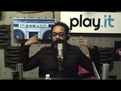 Terrace Martin Interview (Full) - Rap Radar Podcast