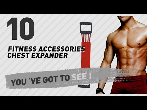 Fitness Accessories Chest Expander Fitness // Amazon UK Most Popular