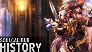 History of - Soulcalibur (1995-2014)